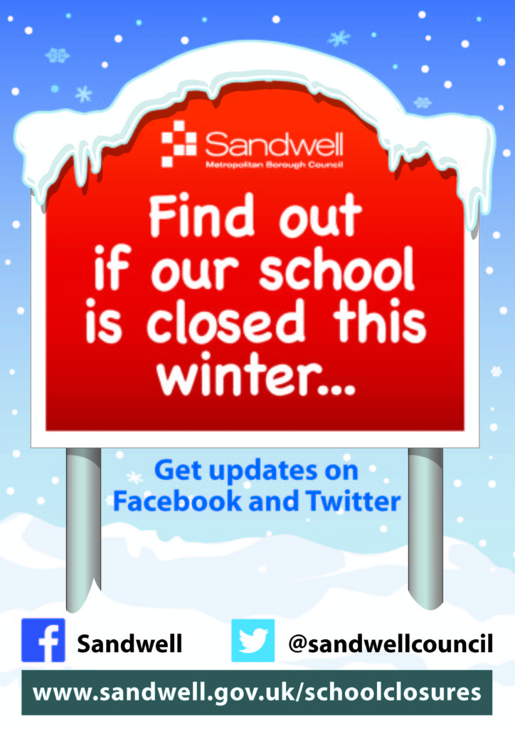 School_Snow_Poster